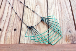 Deco Painted Necklace in Aqua.jpg