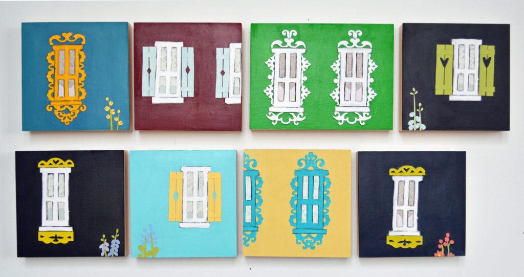 Amy Rice Windows