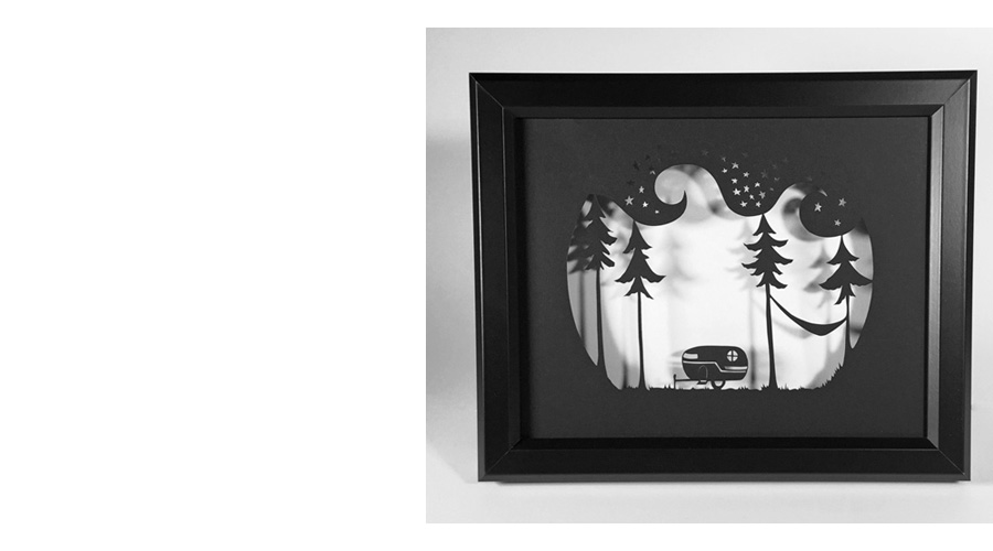 Featured Product: Papercuts by Casey Lynch
