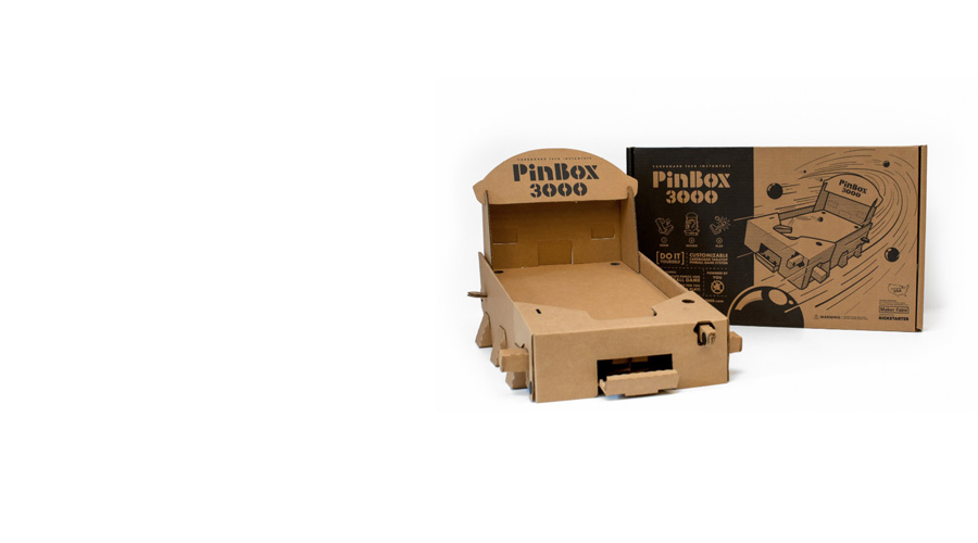 Featured Item: Pinbox 3000