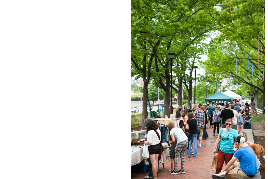 Art Star Pop Up Market at Spruce Street Harbor Park