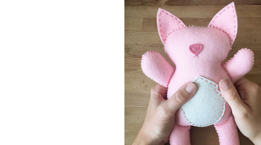 DIY Plushie Workshop with By Yivvie