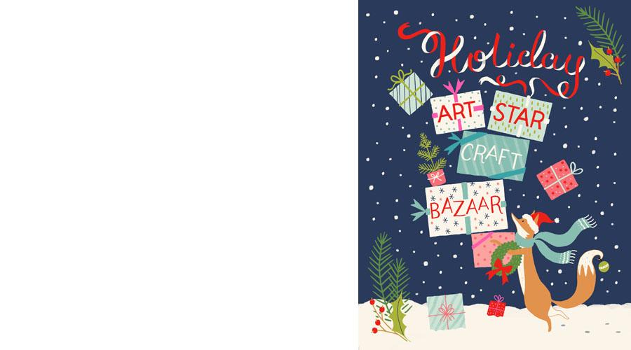 Holiday Art Star Craft Bazaar