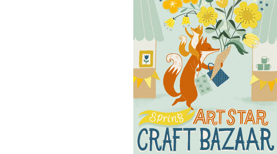 Spring Art Star Craft Bazaar