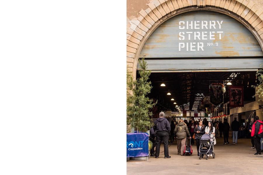 Art Star Pop Up Market at Cherry Street Pier
