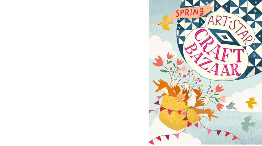 Spring Art Star Craft Bazaar